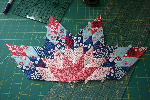Lone Star Quilts Block Tutorial Hopeful