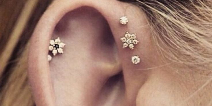 Top 21 different types of ear piercings that you can't miss. If you want to wear ear piercings, checking out these ideas now.