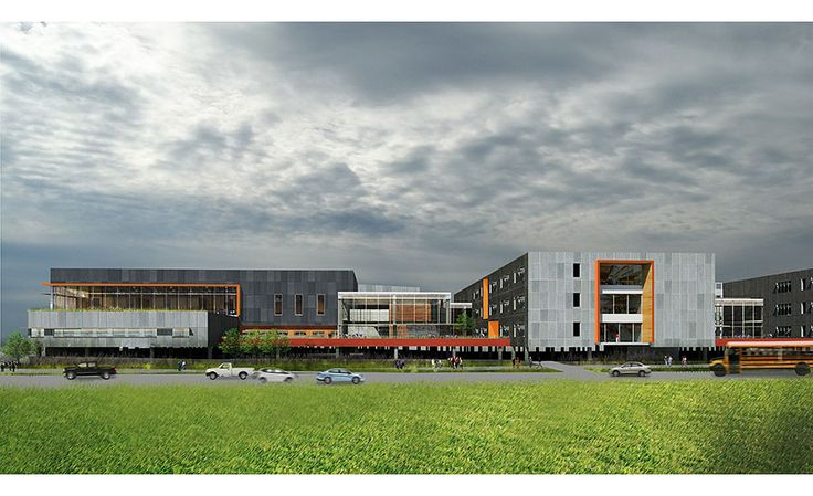 Mount Si High School Redevelopment
