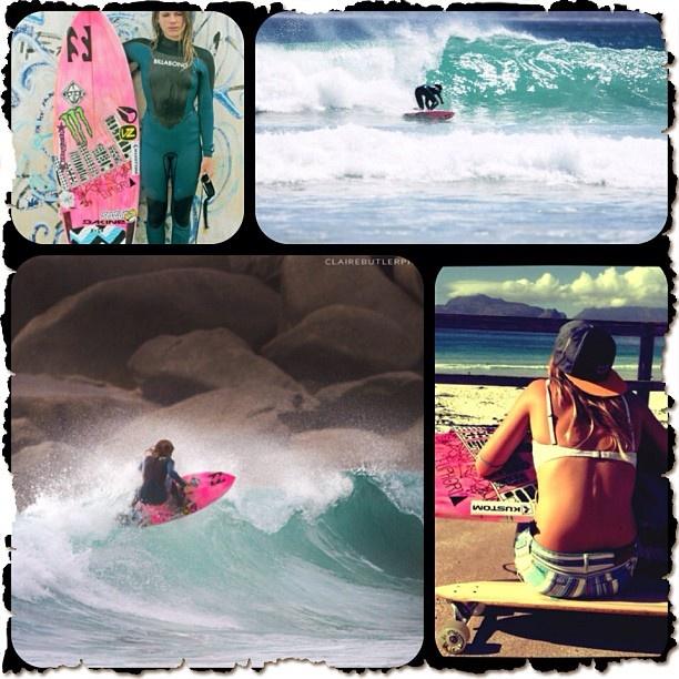 3 slots left in the Surf with @billabonggirls_za Teamrider @Tarryn Chudleigh Tarryn Chudleigh professional surfer ISA level 1 coach @surfshack_capetown 30 March 11am - @surfshack_capetown- #webstagram