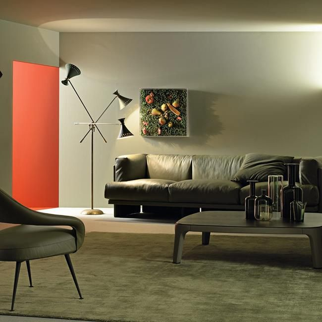 Poltrona Frau Letizia Gastone Rinaldi Poltrona Frau   Contemporary  Designers Furniture