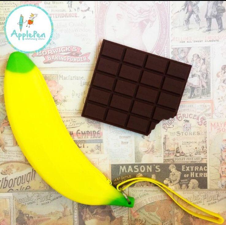 """Пенал """"Банан"""" и блокнот """"Шоколад"""".   Магазин милой канцелярии Все товары в наличии! Посетите нашу группу в контакте vk.com/applepenshop .   Наш Инстаграм @applepenshop . И оформляйте заказ на нашем сайте applepen.com.ua . #applepenshop #applepen #stationarystore #stationaryshop #stationaryukraine #stationary #dairy #planner #100daysprojectplanner #pen #notebook #блокнот #блокноты #ежедневник #канцелярияукраина #канцелярия #канцтовары #канцтоварыукраина #планер #стикеры #ручки #наклейки"""