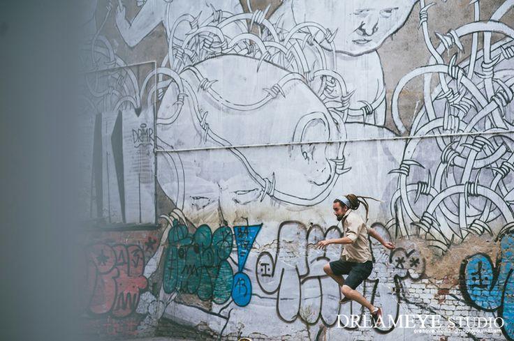dreameyestudio.pl   #dreameyestudio #jump #rastaman #reggae #nikond700 #parkour