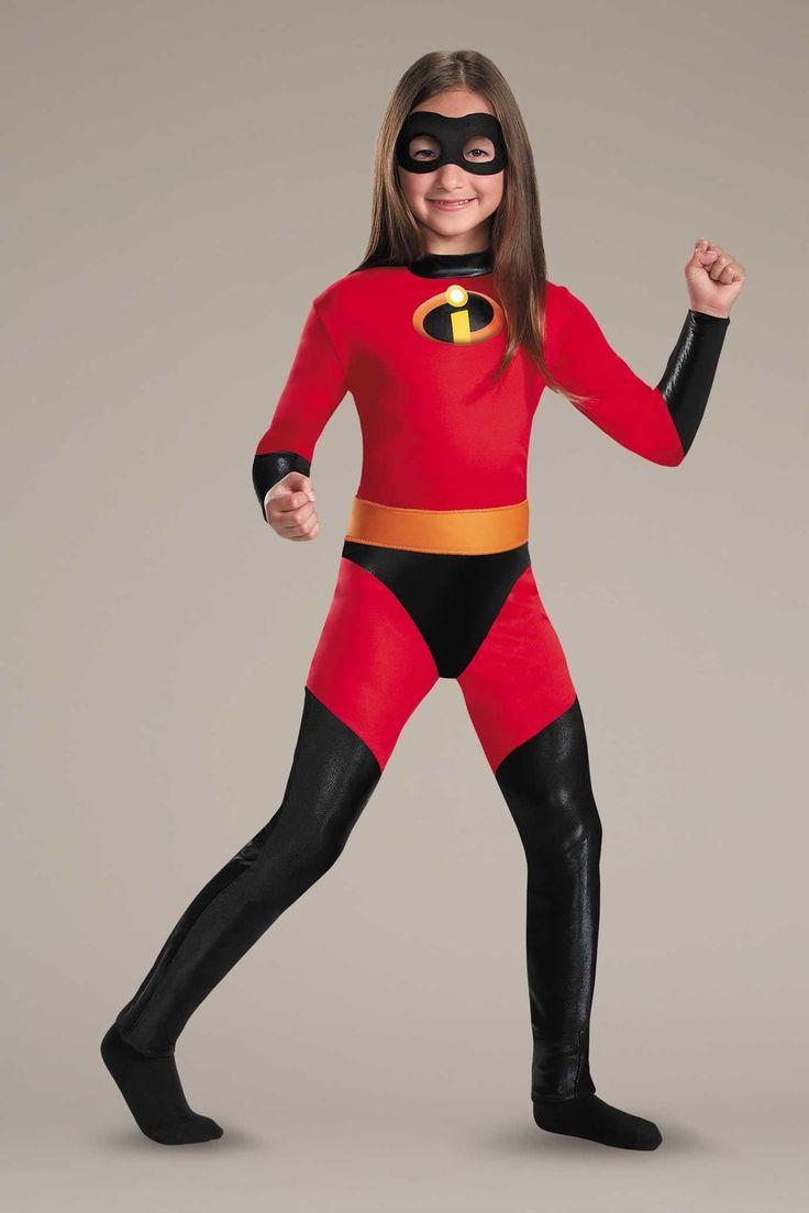 Vicky Violet Costume