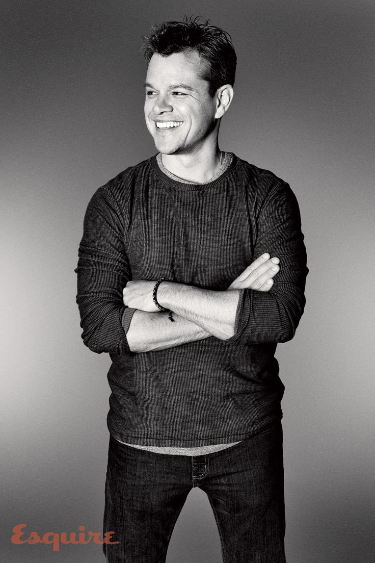 Matt Damon is at the top of his game.