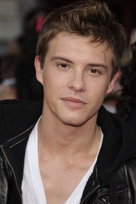 Xavier Samuel aka Riley from the Twilight Saga: Eclipse