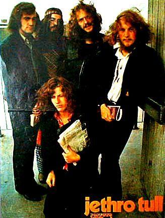 ☮ American Hippie Classic Rock, Jethro Tull