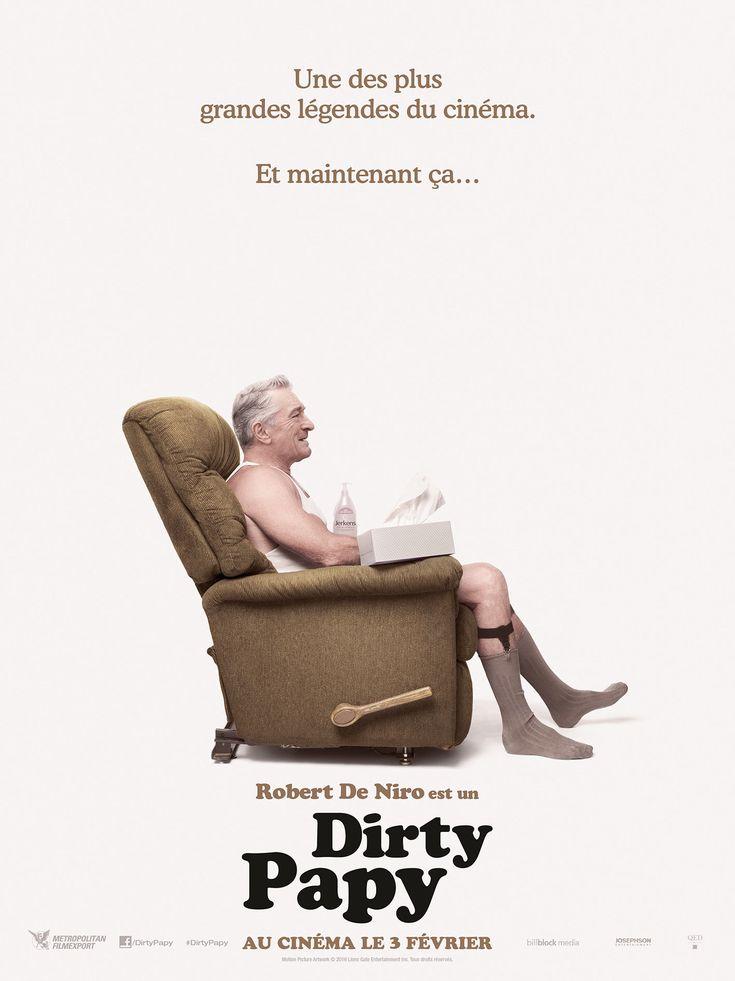 Critique Ciné : DIRTY PAPY de Dan Mazer