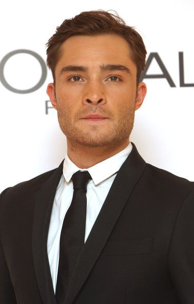 Ed Westwick Photos Photos - (UK TABLOID NEWSPAPERS OUT) Ed Westwick poses in the press room at the National Movie Awards 2011 at Wembley arena on May 11, 2011 in London, England. - National Movie Awards - Press Room