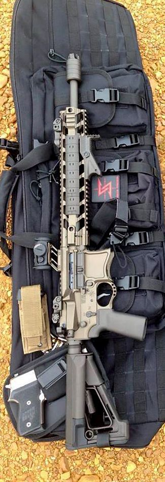 Build Your Dream AR-15 Rifle Firearm with interactive AR-15 Online Builder with all the Parts You Love to Have - See it Before You Purchase Any Parts @aegisgears