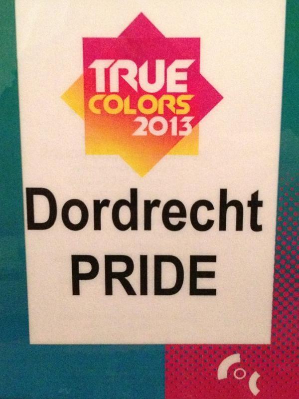 Dordrecht Pride nieuw landelijk initiatief in Paradiso in Amsterdam tijdens True Colors van COC Nederland!