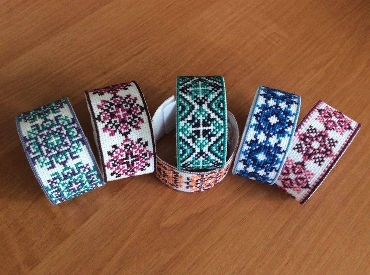 Именные браслеты-обереги