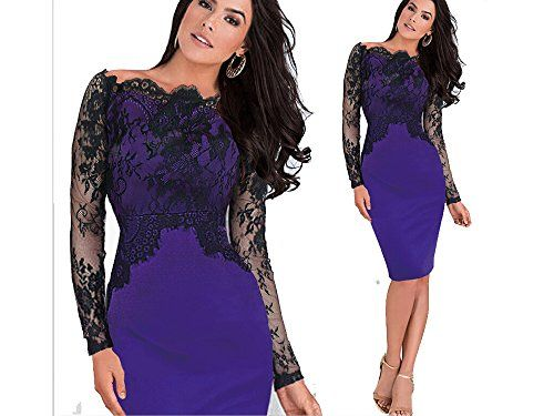 Homeyee Women Elegant Celeb Pinup Lac... for only $23.29