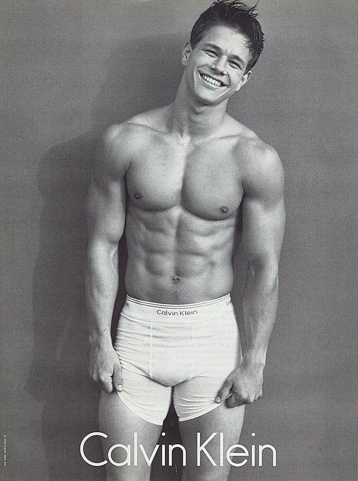 Mark Wahlberg 1992 Calvin Klein Campaign