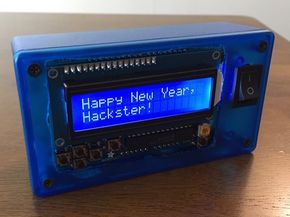 Old-school two-way pager with Arduino