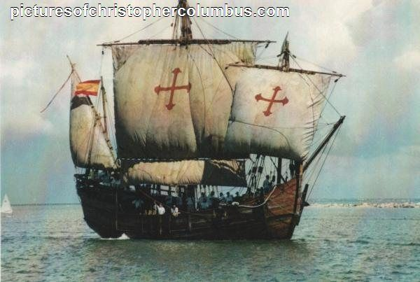 Christopher Columbus Boats Pictures