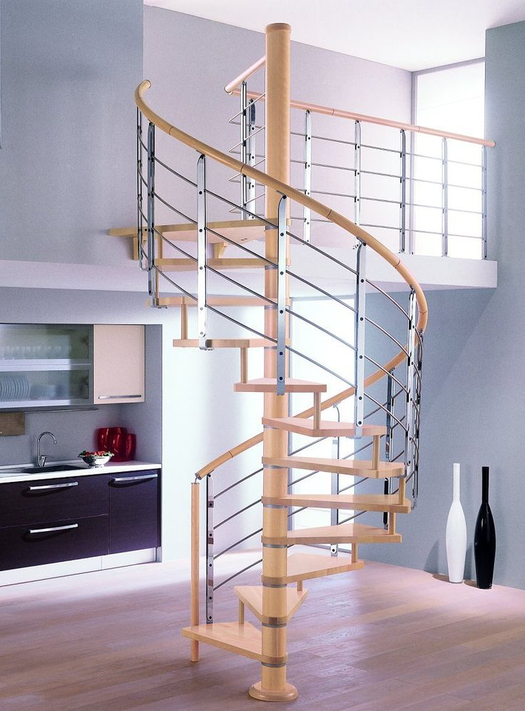 Phola 1 Spiral Staircase With Stainless Steel Balustrade U003e Spiral Staircase    Custom Range U003e Home Page U003e Spiral Stairs Direct