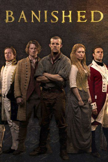 Banished (TV Series) All Seasons Tainies Online Greeks Subs Oi Liwmenoi