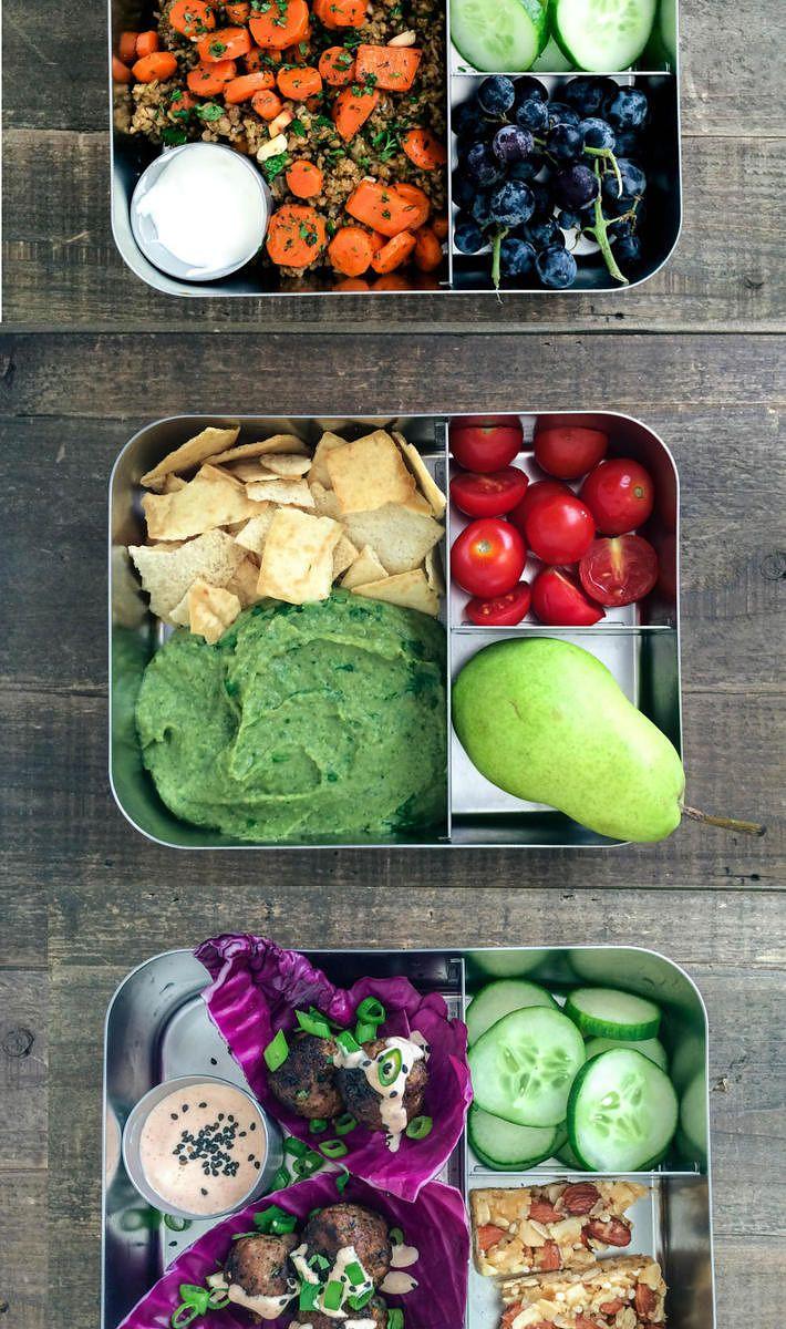 7 Meal Prep Tricks To Try This Week)...reépinglé par Maurie Daboux.•*´♥*•❥ڿڰۣ—