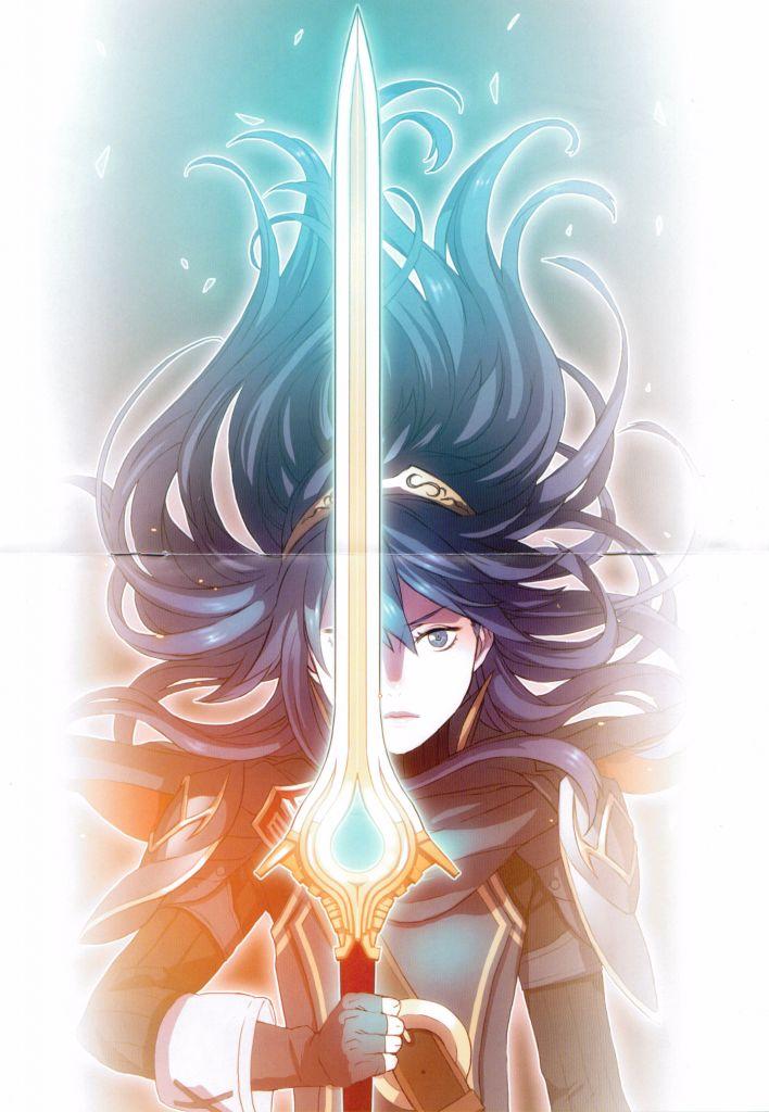 Fire emblem awakening lucina hentai