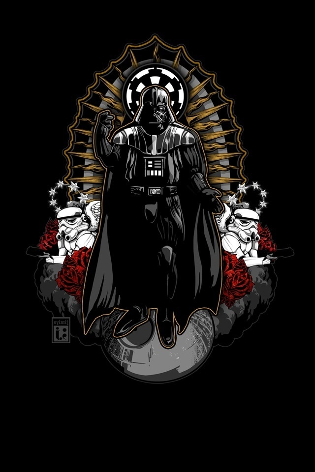 Darth Vader iphone hd wallpaper DARTH VADER Pinterest