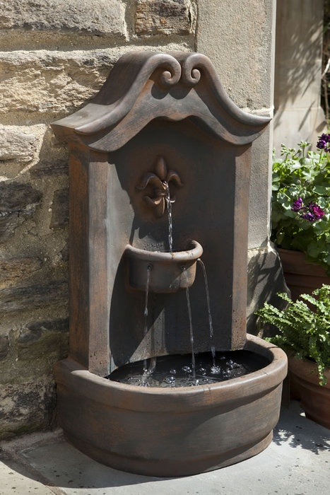 37 best wall fountains images on pinterest