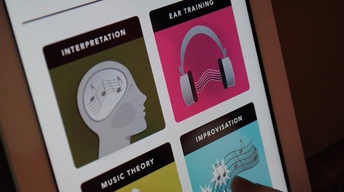 Rehearsal: an App for Practicing Musicians | North Carolina State University - USA | IxDA Interaction Awards  Winner: Optimizing