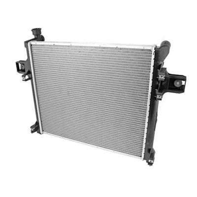 Omix-Ada Omix-ADA Replacement Radiator - 17101.44 17101.44 Radiator: Replacement… #JeepAccessories #JeepParts #Wrangler #Cherokee #Liberty
