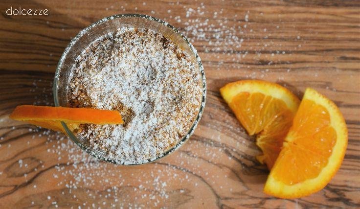 mousse arancia&cioccolato