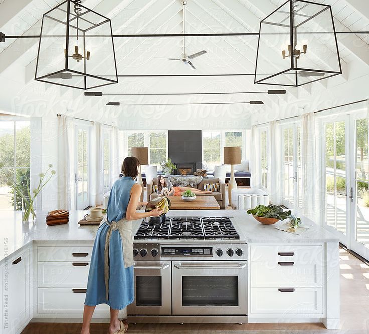 1000+ Ideas About Modern Farmhouse Kitchens On Pinterest