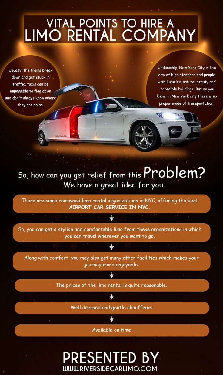 32 best Limousine Rental Service New York NYC images on Pinterest ...