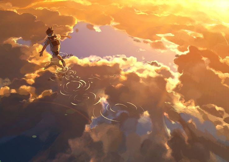 The Art Of Animation, Hanyijie - http://www.weibo.com/hanyijie