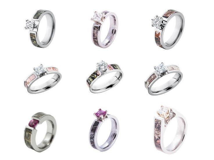 Best 25+ Camo engagement rings ideas on Pinterest