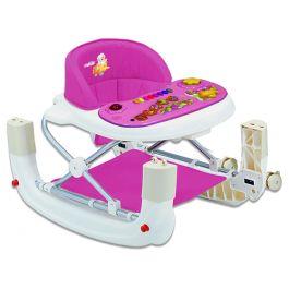 Buy Farlin Walker cum Rocking Chair Pink Online | Kinderspaces