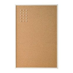 IKEA - VÄGGIS, Noticeboard, Can be hung horizontally or vertically, choose whichever fits your space best.