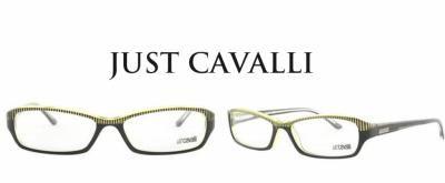 Oprawki do okularów JUST CAVALLI  Kategoria:Oprawki Kolekcja:jc0299 Kolor(y):blyszczacy czarny - złoty Kolor soczewki: transparentny Skład: Acetat Szczegóły:logo marki Pudełko, Ściereczka do czyszczenia