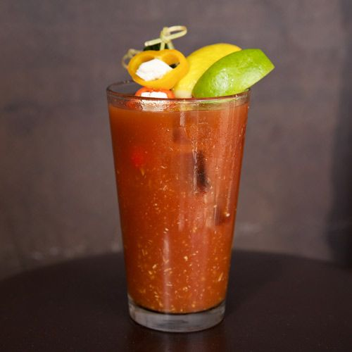 The Bloody Mary is the perfect brunch cocktail. Make one today with our classic Bloody Mary recipe at Liquor.com.