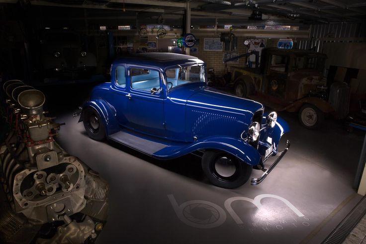 Sweet blue '32.