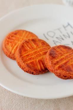 「簡単ガレットブルトンヌ」あいりおー | お菓子・パンのレシピや作り方【corecle*コレクル】