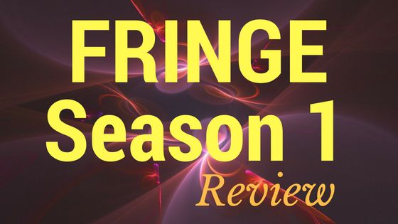 "Here's my review on the first season of ""Fringe""."