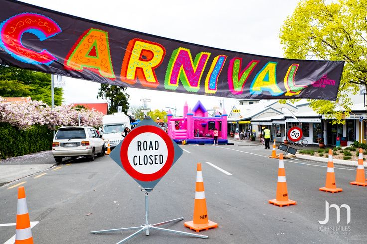 Havelock North Village Street Carnival 2016 | John Miles Photography