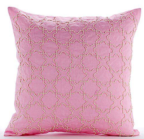 Pink Throw Pillow Covers, Contemporary Geometric Throw Pi... https://www.amazon.com/dp/B016H8XWH6/ref=cm_sw_r_pi_dp_x_syk-yb7H4F92V
