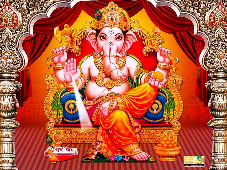 Lord ganesha HD images wallpapers free downloads - naveengfx