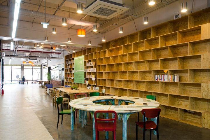HUB от компании Hyunjoon Yoo Architects – Сеул, Южная Корея