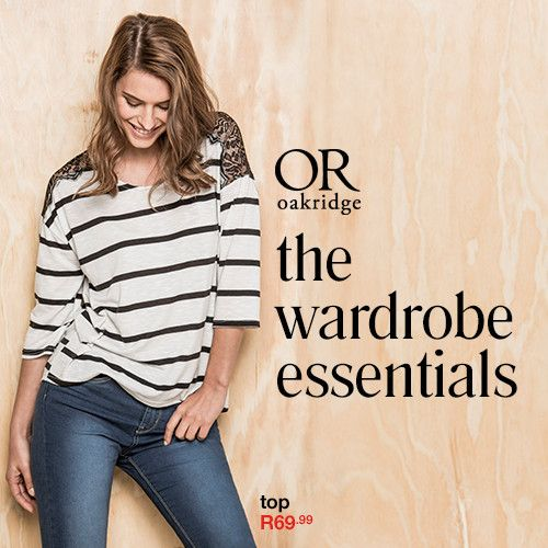THE WARDROBE ESSENTIALS: Shop ladies wardrobe essentials in-store and online now: http://bit.ly/1rPRJxp