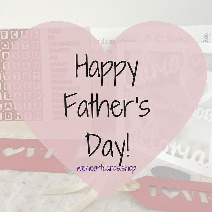 Wishing a wonderful day to all the men in our lives #fathersday2017