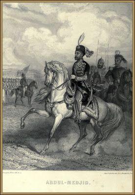 1. Abdülmecit 1839 - 1861