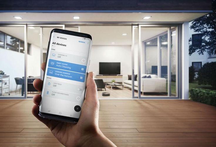Según un estudio realizado por Samsung indica que un 68% de los chilenos quieren vivir en hogares conectados a internet.