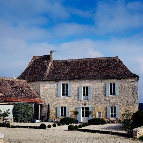 House tours french country house and house on pinterest for French manor homes