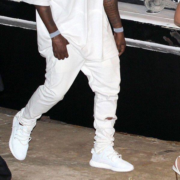 Adidas Yeezy Boost Weiß